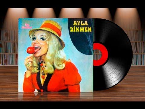 Ayla Dikmen - Yanan Mum (Orijinal Plak Kayıt) 45lik