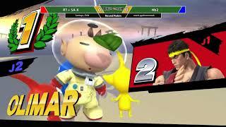 Dream Smash 2018 #29 ~ RT + SA-X (Ryu) vs. Hb2 (Olimar) ~ Round Robin