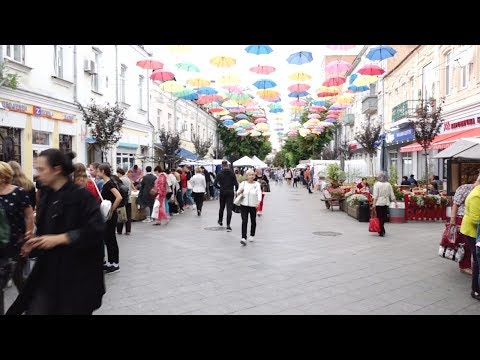 Телеканал UA: Житомир: У Житомирі на Михайлівській відкрилося містечко фестивалю