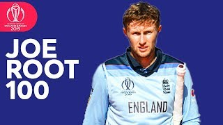Root Hits His 2nd Hundred Of Tournament! | Innings Highlights |  ICC Cricket World Cup 2019