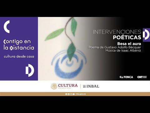 Intervenciones Poéticas | Besa el aura | CNT