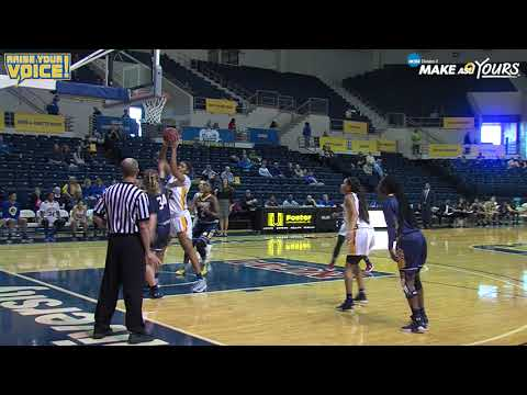 Angelo State Women's Basketball - Texas A&M - Commerce Highlights and Reaction