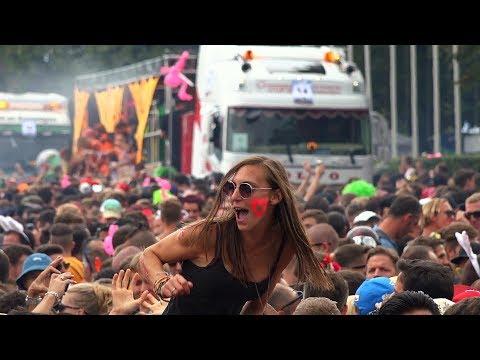 Street Parade Zurich 2017. Best of ...