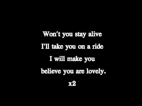 twenty one pilots - Lovely - lyrics.