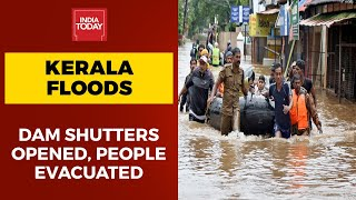 Kerala Flood Fury: Flood Situation Turns Grim; Tamil Nadu CM Dials Pinarayi Vijayan Promises Aid