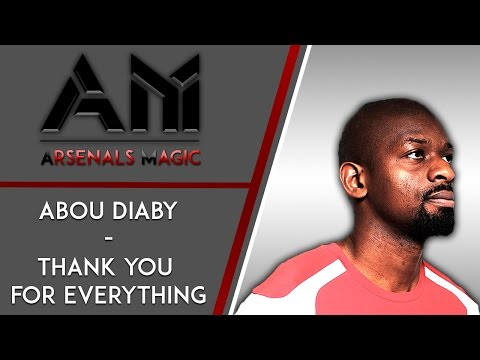 Abou Diaby - Thank You For Everything