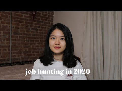 How I got a job in 2020 📈 My experience & tips for you to do the same!