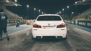 10.5s @ 213 km/h. BMW M5 F10 by PP-Performance