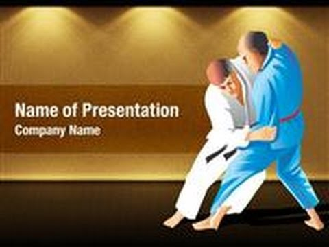 Judo powerpoint template backgrounds digitalofficepro 02579 youtube judo powerpoint template backgrounds digitalofficepro 02579 toneelgroepblik Gallery