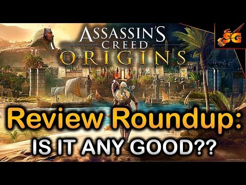 Assassins Creed: Origins REVIEW ROUNDUP: IS IT ANY GOOD?? The SCORES, GOOD And BAD From Critics