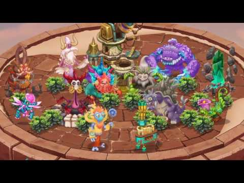 My Singing Monsters: Dawn Of Fire - Starhenge (Full Song) (Update 12)