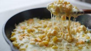 쉽고 맛있는 [ 콘치즈만들기 :corn cheese] 술안주추천 [우미스쿠킹 : 그녀의요리]