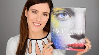 My First Book! Whats in it and what to expect - a quick overview #Facepaintbook
