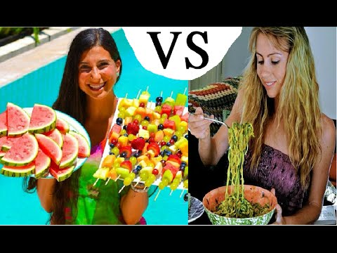 "High Carb Raw Vegan Vs Cooked Starchy Vegan Diet ""STOP THE MADNESS!"""