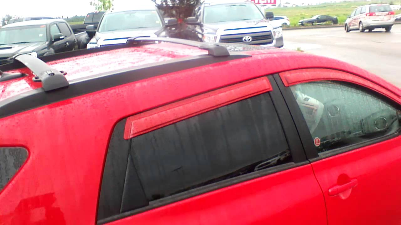 2012 Toyota Matrix Awd Sherwood Park Toyota