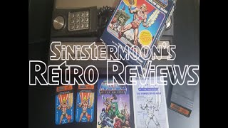 Masters of the Universe The Power of He-Man for Intellivision - Sinistermoon