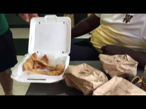 Michigan's Best Fried Chicked: Eastside Fish Fry In Lansing