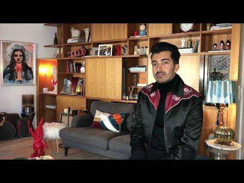 The Life of Abdulla at Paris Fashion Week