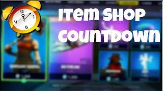 *New*Fortnite New Item Shop Countdown Live! July 10th New Skins(Fortnite)
