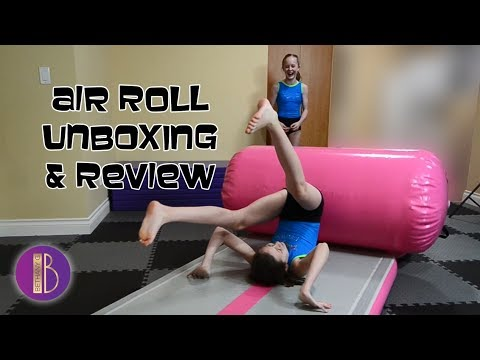 Gymnastics Equipment Unboxing & Review | Bethany G