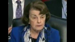 Gina Haspel slams Dianne Feinstein for peddling fake news