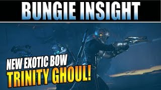 Destiny 2 News | Developer Insight - Building the Bow & Exotic Trinity Ghoul!