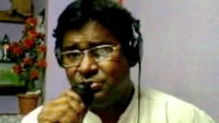 17.you tube voice of probir dessa video karaoke (mere dil mai aaj kya hain)