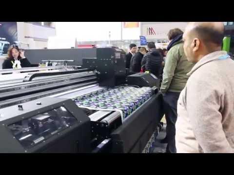 TWINJET TF1808 Industrial Belt Textile Printer