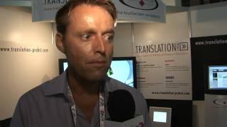 Translation-Probst an der SuisseEmex'09