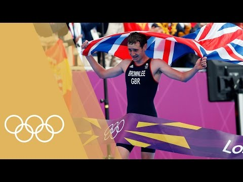 Alistair Brownlee [GBR] - Men's Triathlon | Champions of London 2012