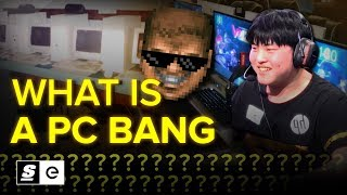 What is a PC Bang? The Story Behind the East's Gaming Cafés