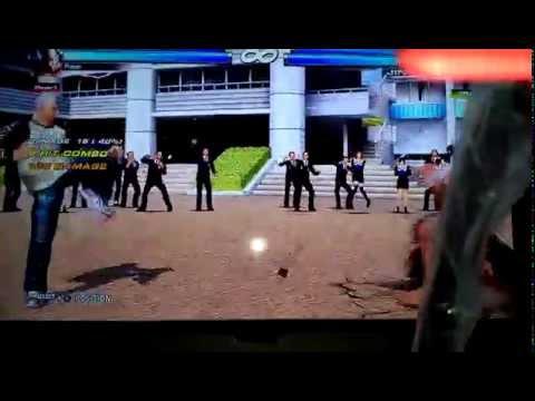 Tekken Tag Tournament 2 (PS3) - Bryan Fury Combo Video