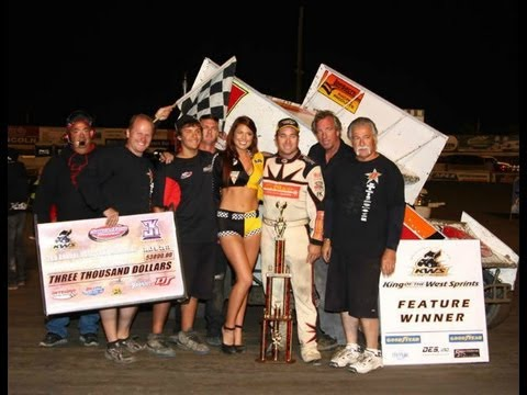 KWS 2012 Highlights Round 4 at Silver Dollar Speedway - May 5th