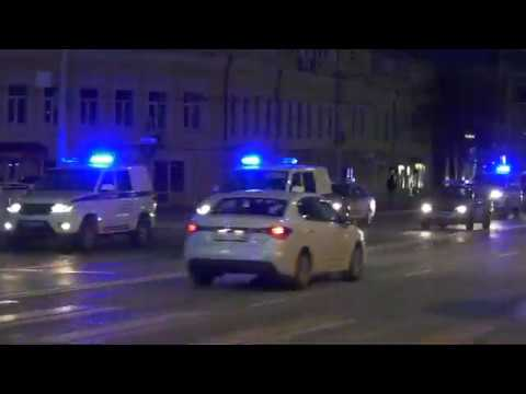 Полиция проводит в Рязани и области массовые рейдовые мероприятия