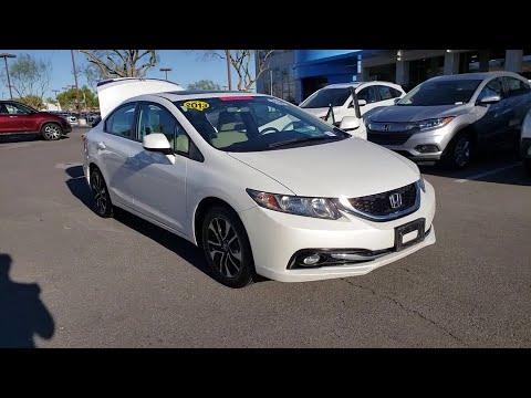 2013 Honda Civic Las Vegas, Centennial Hills, Henderson, Pahrump, Flagstaff, NV F191494A