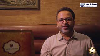 Client Testimonial Video   Sanjha Chulha   Lee & Nee Softwares (Exports) Ltd.