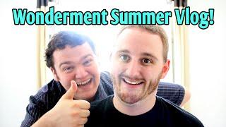Wonderment Wonder Week Summer Vlog!