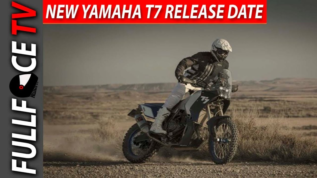 2018 Yamaha T7 Concept Release Date Youtube