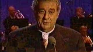 Placido Domingo sings Granada in Wroclaw