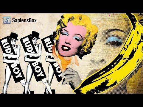 Andy Warhol en la música | SapiensBox