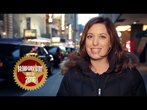 Broadway.com Best Broadway Shows of 2016