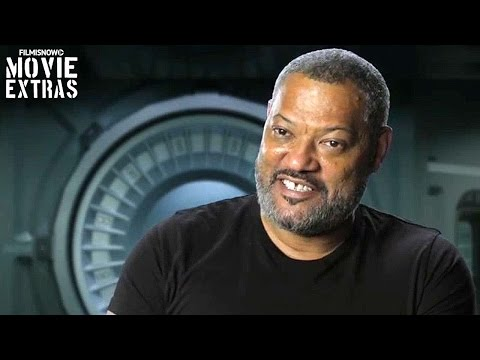 Passengers | On-set visit with Laurence Fishburne