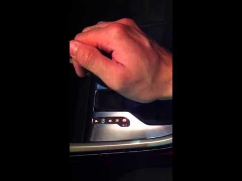 Треск в районе ручки АКПП Opel Astra J - YouTube