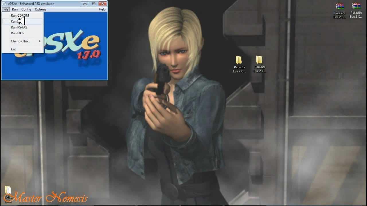 Download Parasite Eve 2 Pc Full