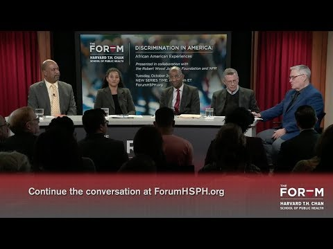Discrimination in America: African American Experiences