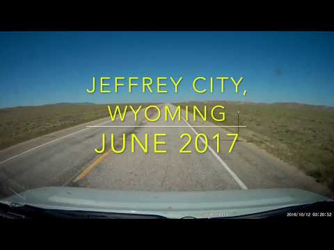 Jeffrey City, Wyoming