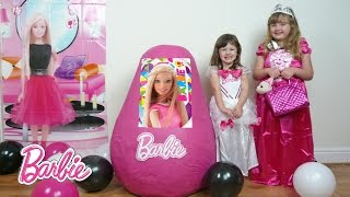 Video NEW 2016 Barbie Life in the Dreamhouse Super Giant PINK Egg Surprise The Disney Toy Collector download MP3, 3GP, MP4, WEBM, AVI, FLV Juli 2018