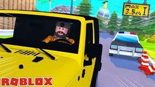 SUV + NEW BANK ESCAPE ROUTE!! | ROBLOX JAILBREAK