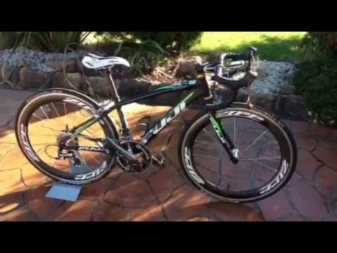 Kids Road Bike Fuji Ace Youtube