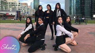 [KPOP IN PUBLIC CHALLENGE] [SHEE'Z] CLC (씨엘씨) - BLACK DRESS Dance Cover